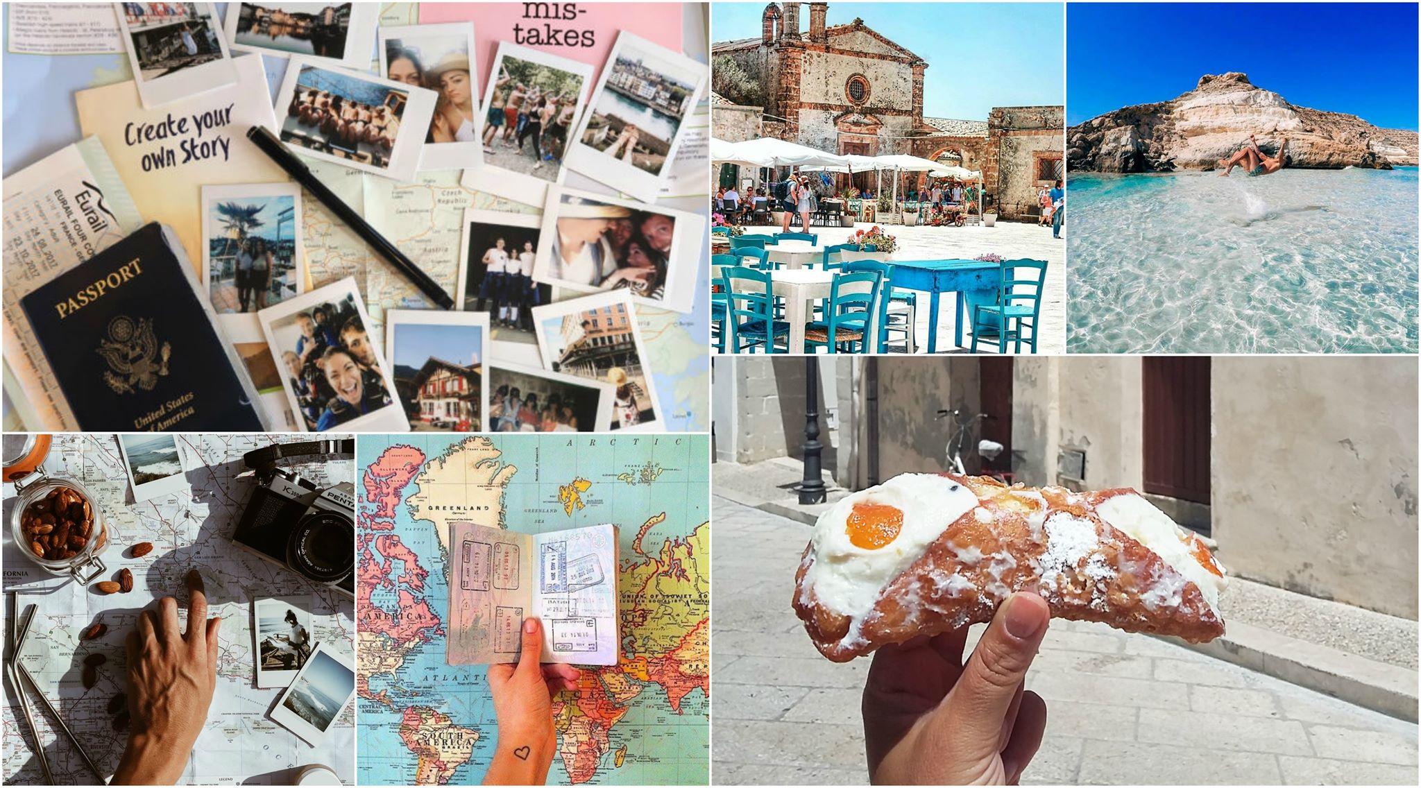 Gruppi Facebook sui viaggi