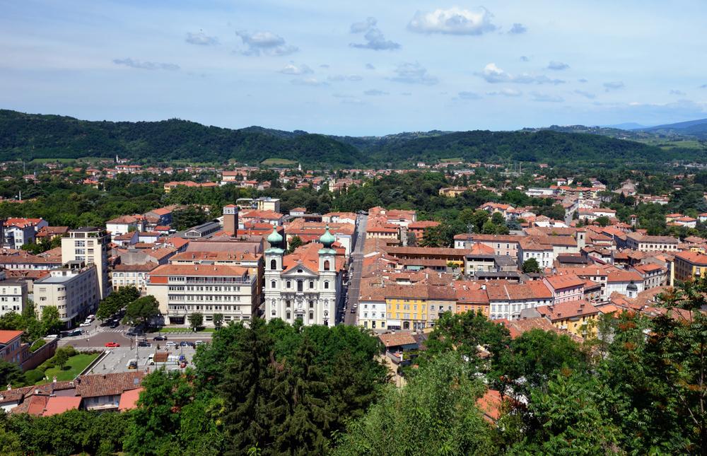 Centro storico di Gorizia