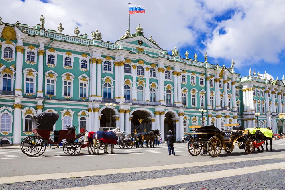 Ermitage, San Pietroburgo