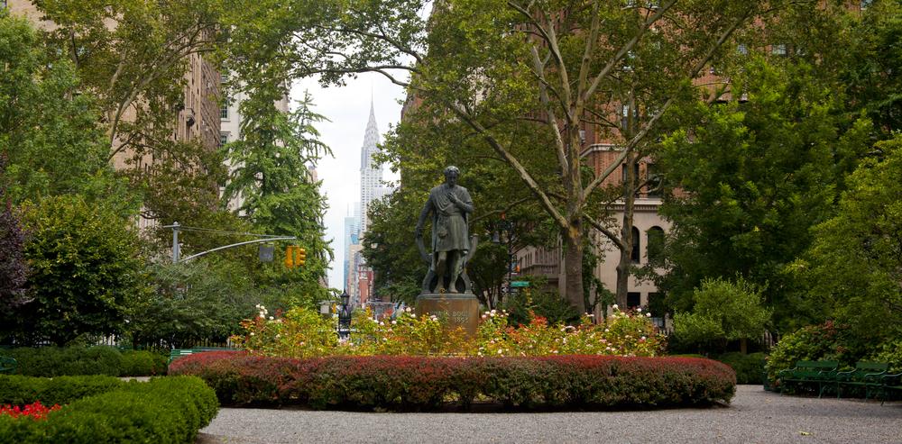 Gramercy Park, Midtown