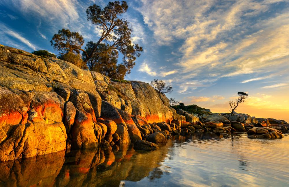 I meravigliosi scenari della Tasmania