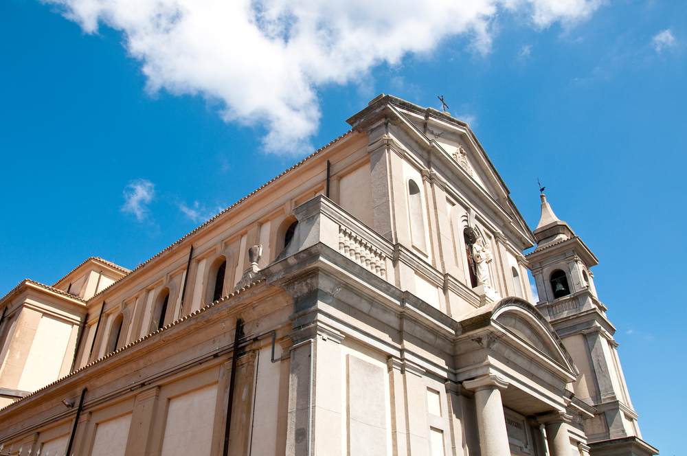 La bellezza delle chiese di Vibo