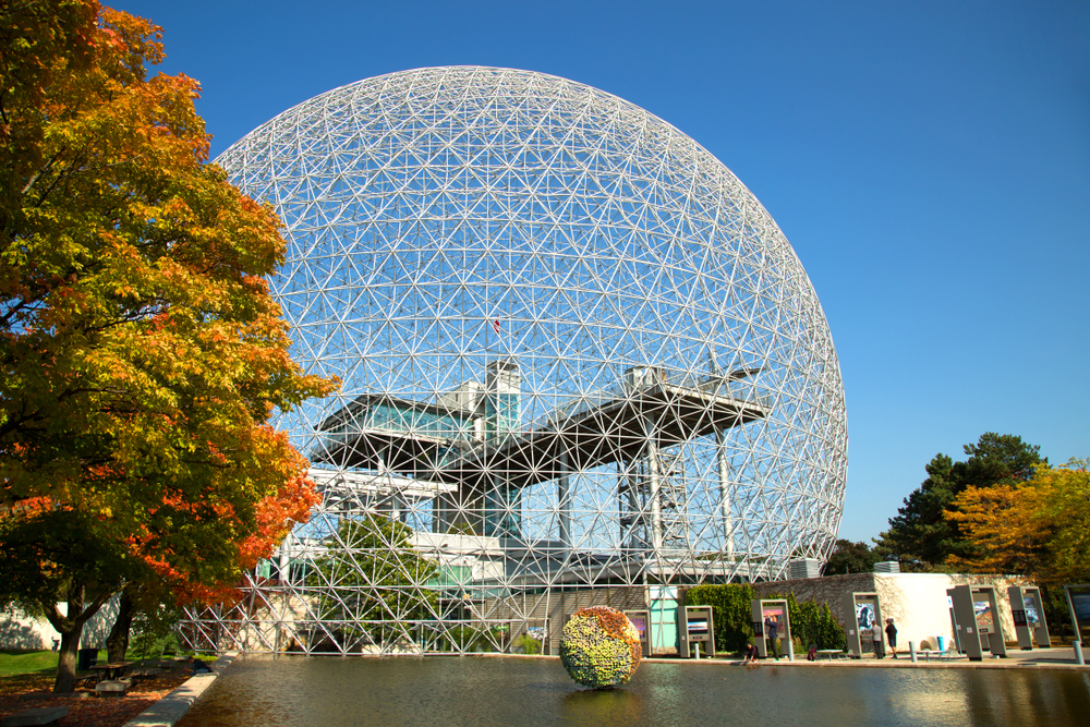 Il Biosphere Environmental Museum