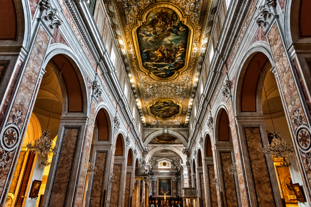 Sorrento, Duomo