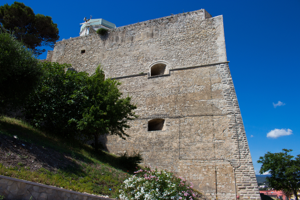 Vieste, Castello Svevo