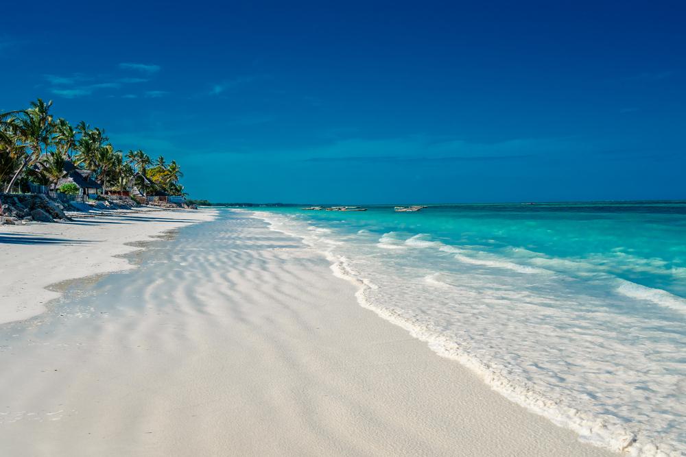 Il mare di Zanzibar