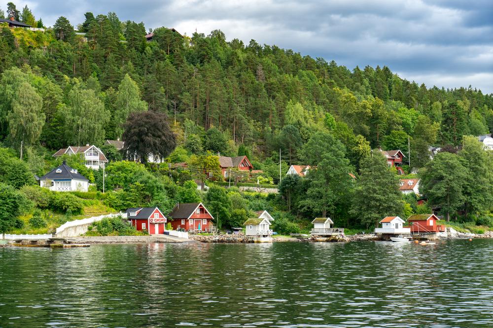 Il fiordo di Oslo