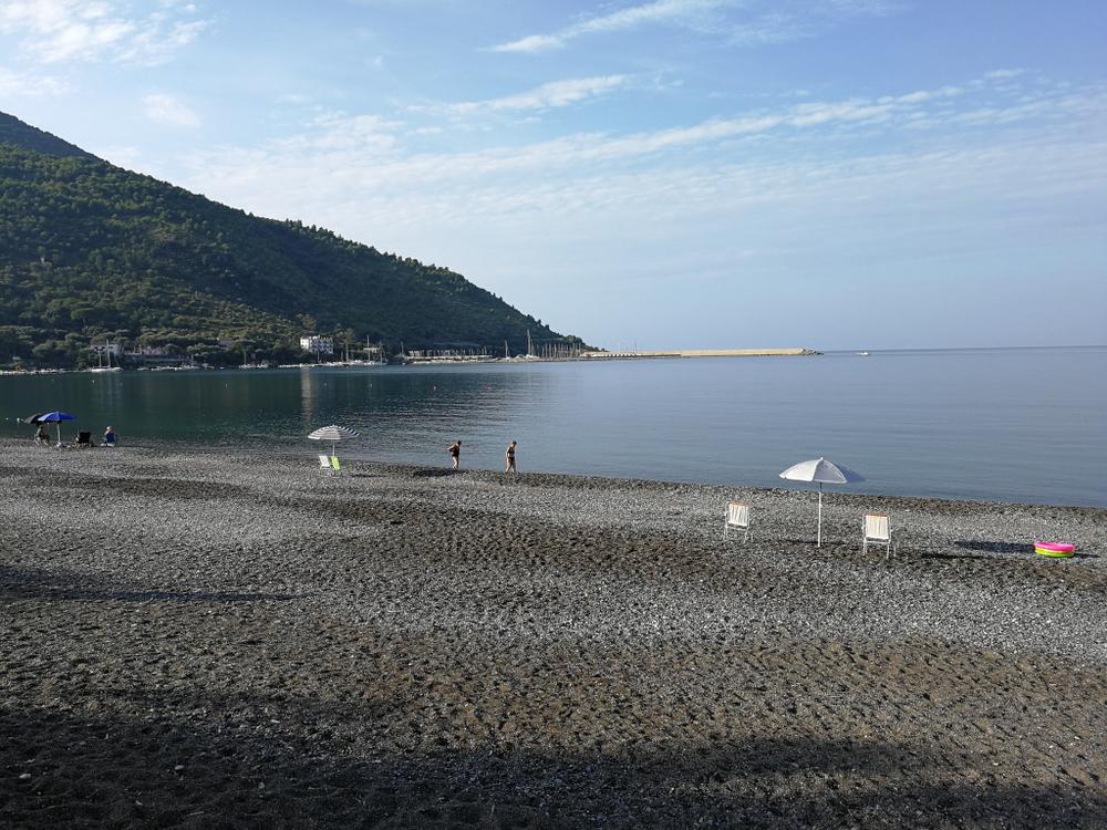 Sapri, spiaggia