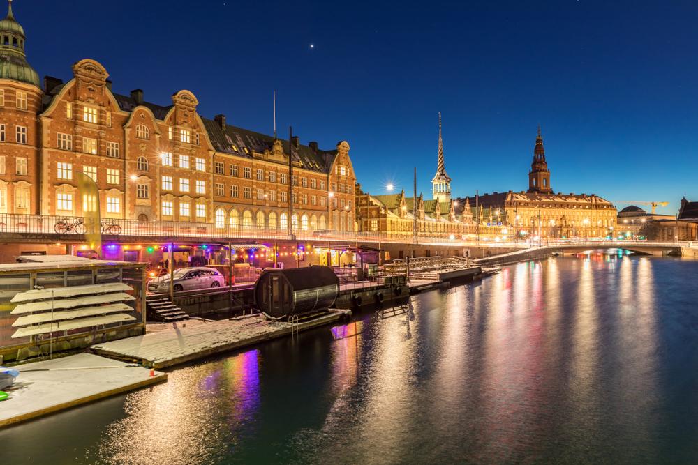 Inverno a Copenaghen