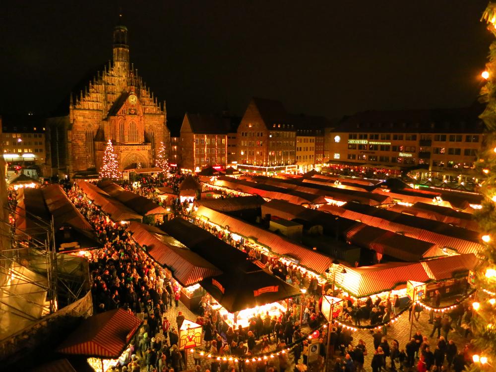 Norimberga a Natale