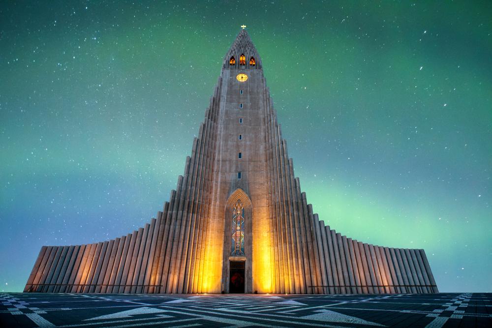 La Chiesa di Hallgrímur