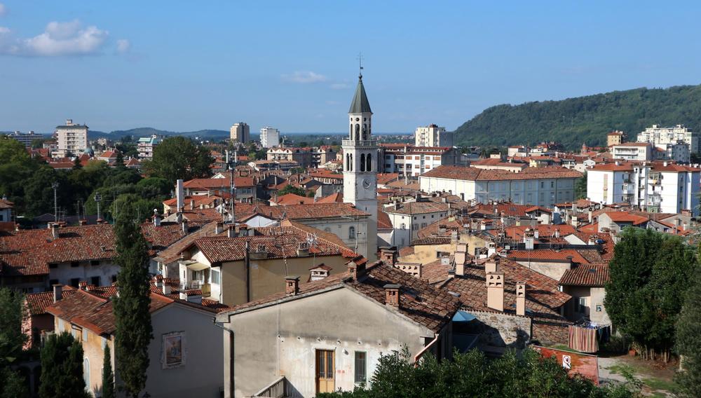 Gorizia, panorama