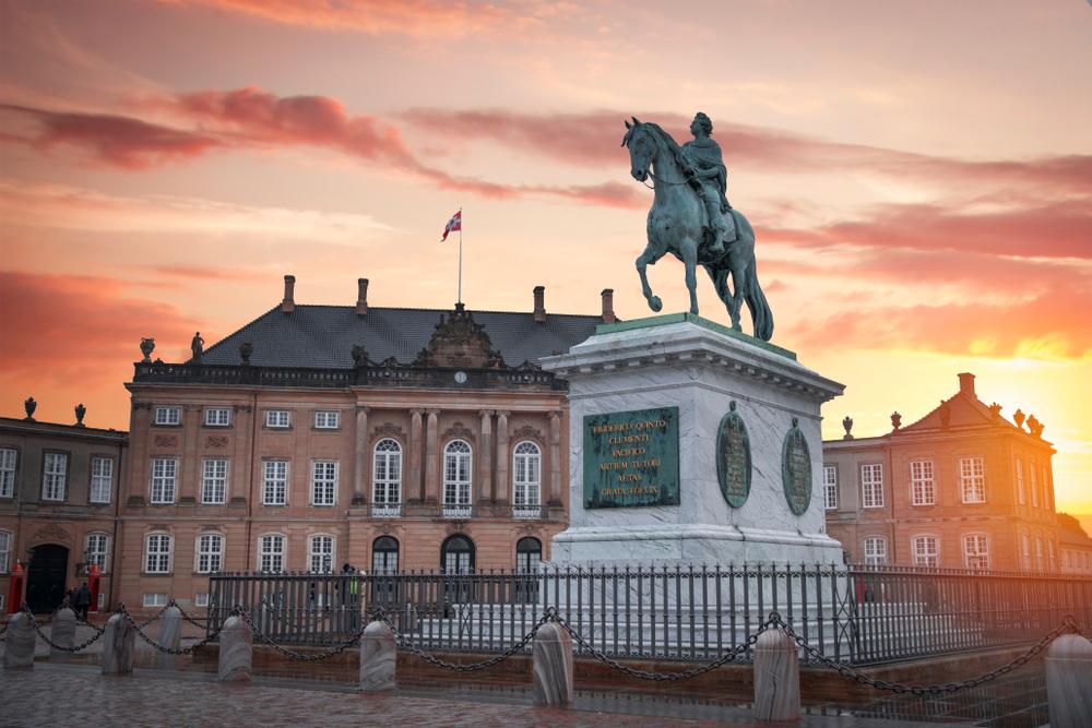 Il Palazzo di Amalienborg