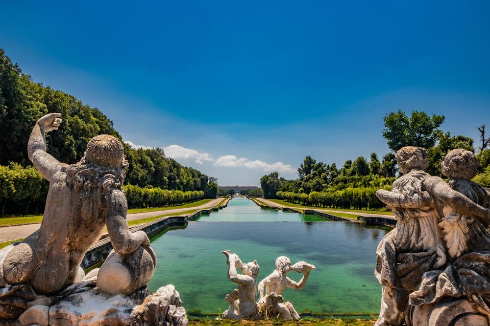 Fontana della Reggia di Caserta