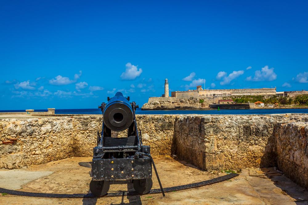 Cannone del Castillo