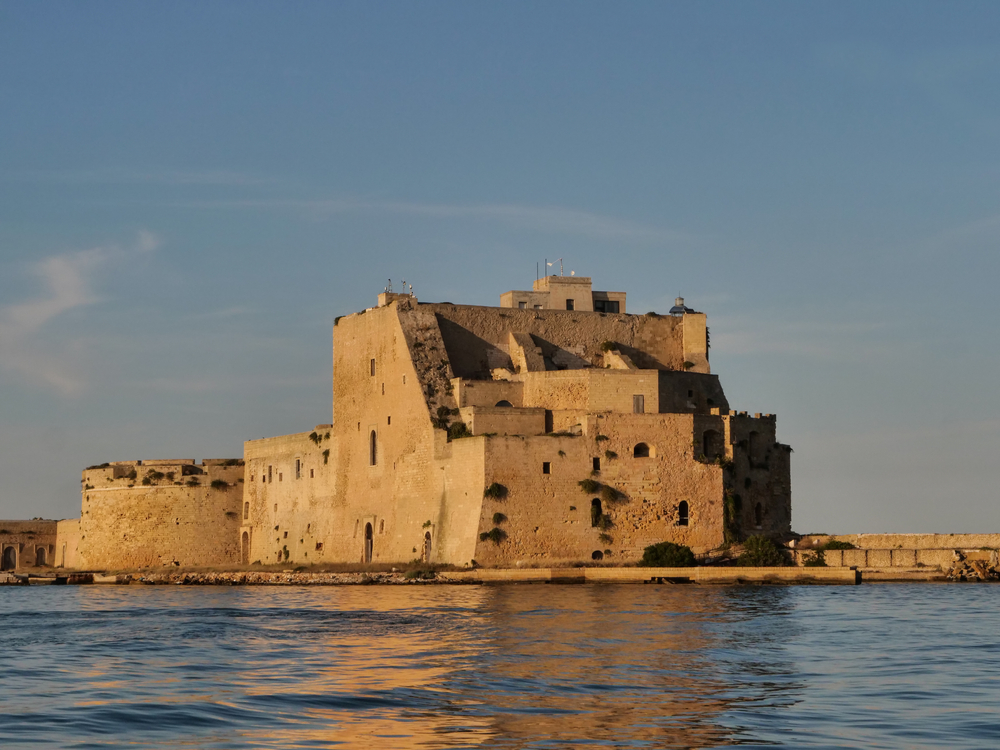 Il Castello Alfonsino di Brindisi