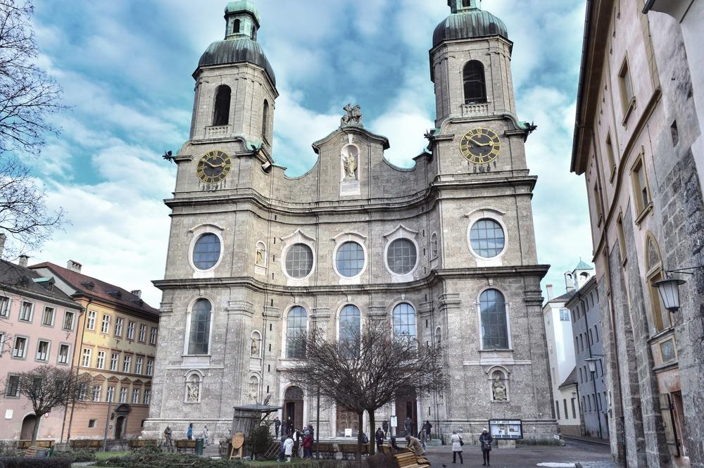 Innsbruck, Duomo di San Giacomo
