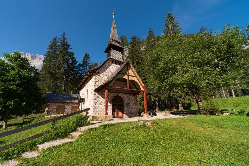 La chiesetta di Braies