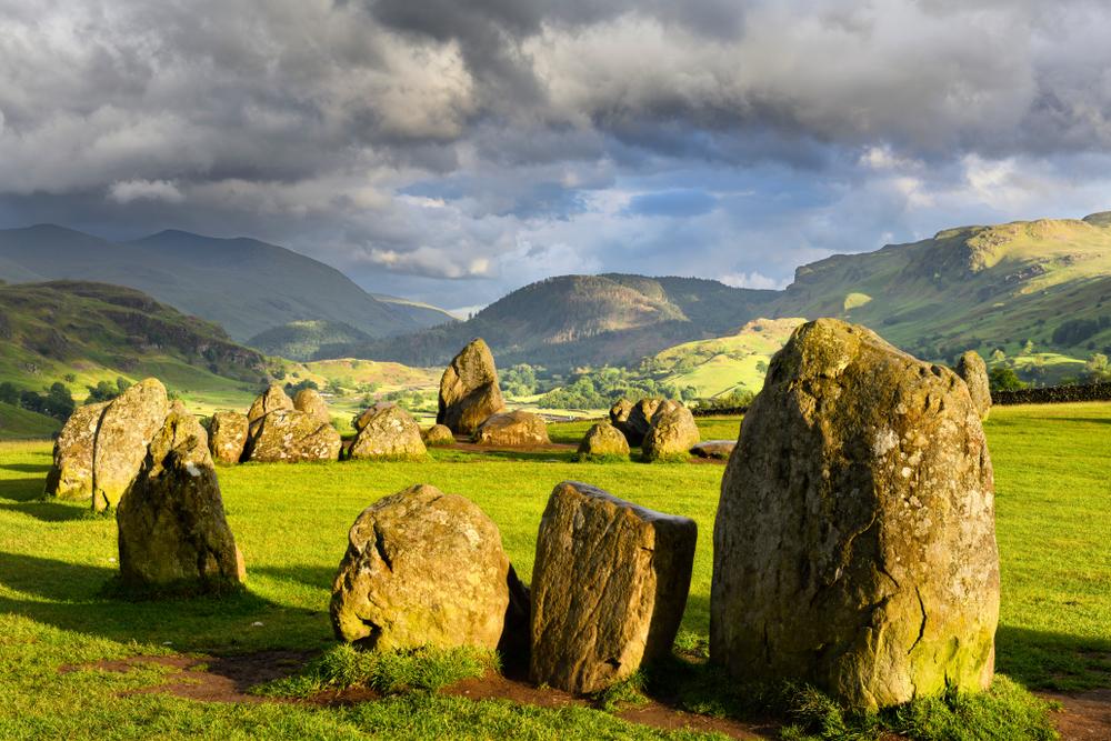Le pietre di Castlerigg