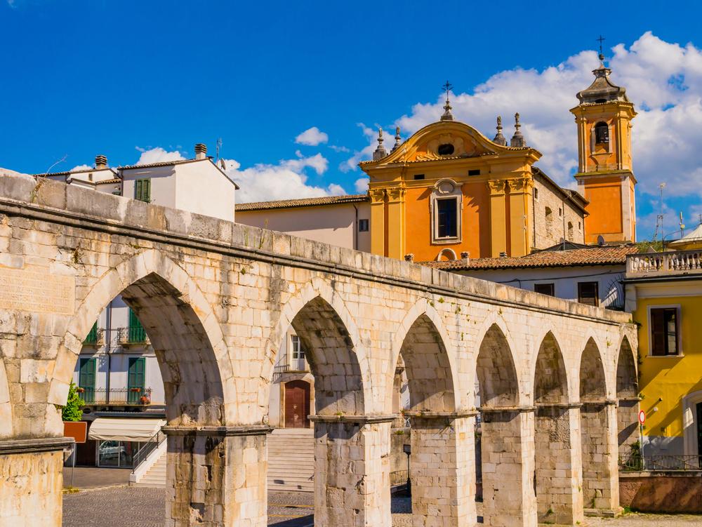 Acquedotto Medioevale di Sulmona